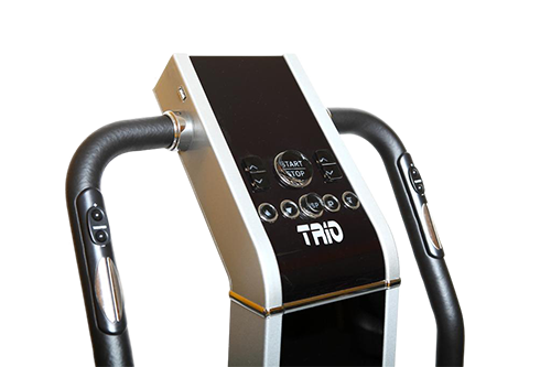 Vmax Fitness Trio Premium Dual Vibration Machine